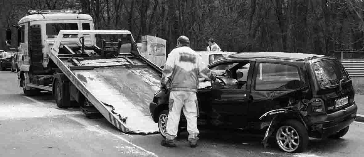 Scrapping car to wreckers Sydney